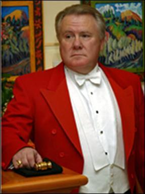 Toastmaster - Butler Trainer - Boris