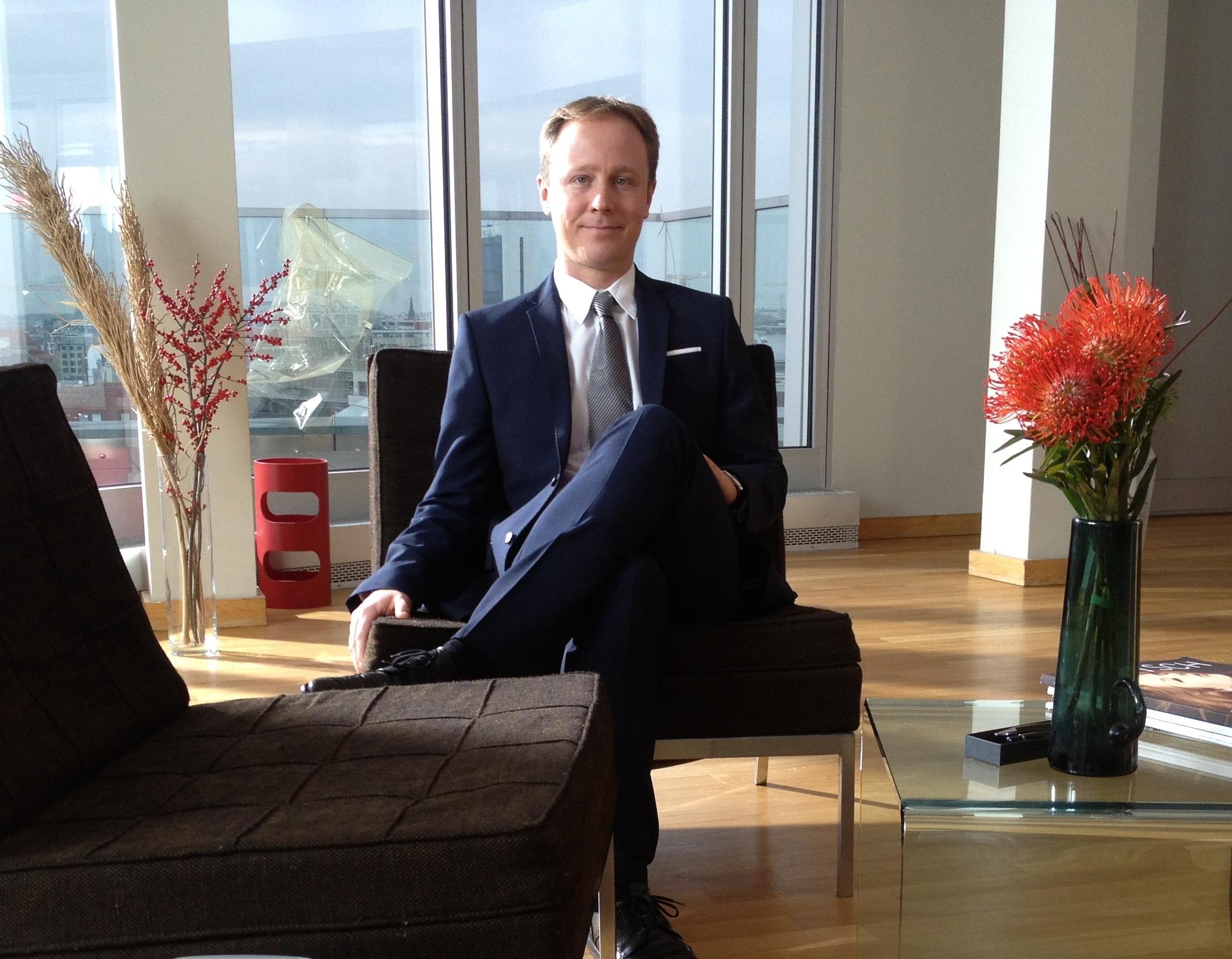Sebastian Hirsch - Household Staff Agency Butler For You